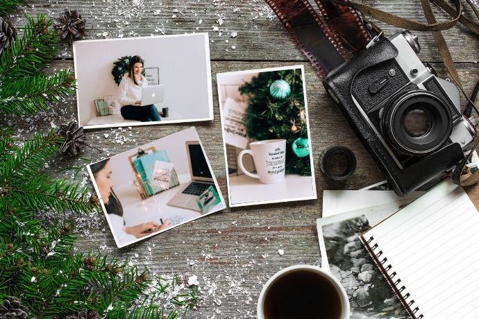 Как подготовиться к новогодней фотосессии и создать праздничный фотоконтент  | Блог Варвары Лялягиной StartBlogUp.com